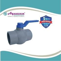 Solid Long Handle Ball Valve
