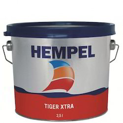 Grey Oil Based Paint Hempel Alkyd Primer, For Industrial, Liquid