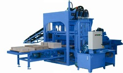 Hydraulic Fly Ash Brick Machines