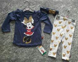 Kids Full Sleeves And Half Sleeves T-Shirt And Pyjama Sets