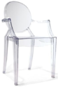Louis Ghost Chairs