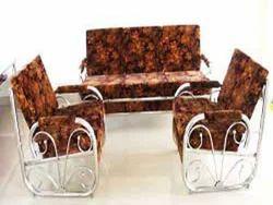 Steel Sofa Set At Rs 8000 Set S Steel Sofa Id 11764184312
