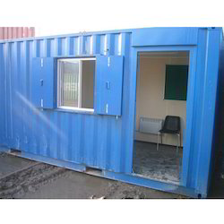 Steel Lodging Container Cabin