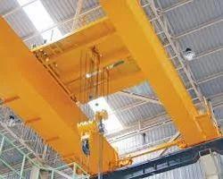 Single Girder UnderSlung EOT Crane