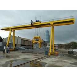 Industrial AAC Block Handling System