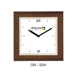 Wooden Promotional Wall Clock