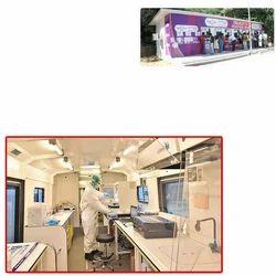 Portable Cabin for Laboratory