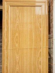 Yellow Colour PVC Door