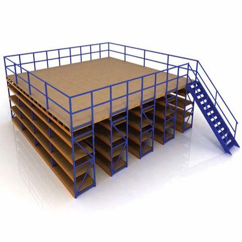 Commercial Mezzanine Flooring System