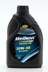 Wellson 20w 40 Multigrade Engine Oil