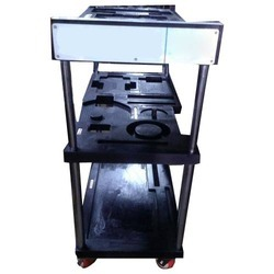 Blister Machine Change Part Trolley