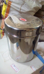 Steel Canister