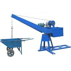 JC-450 Monkey Hoist Machines
