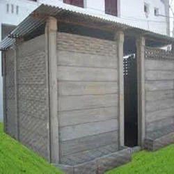 Precast Rcc Quaters Rooms Compound Boundary Walls आरसीसी