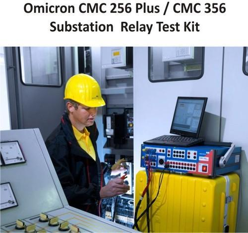 Omicron Relay Test Kit Cmc 256 And Cmc 356