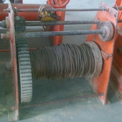 Small Crab Winch