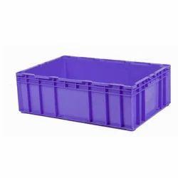 Purple Plastic Color Crates, Capacity: 20 Kg