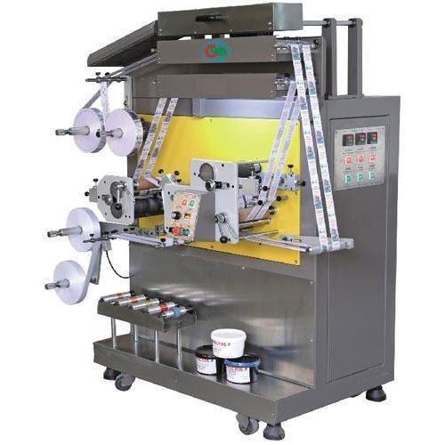 Garment Label Printing Machine Printing Machinery