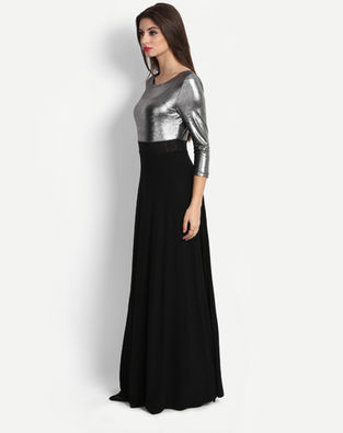 83d338d0cbeb2 Silver Georgie Maxi Dress - View Specifications & Details of Maxi ...