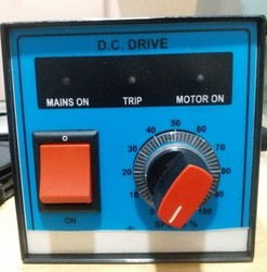 Single & Three Phase DC Thyristor Drive 1 HP 96x96shunt/PMDC, .5 - 2000 HP