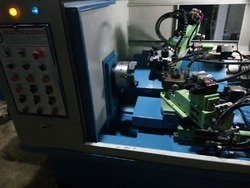Mild Steel Auto Lathe with Double Copying, Automation Grade: Automatic, Horizontal