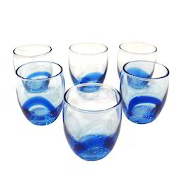 Stylish Handmade Glass Set