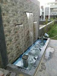 Wall Water Sheet Fountain