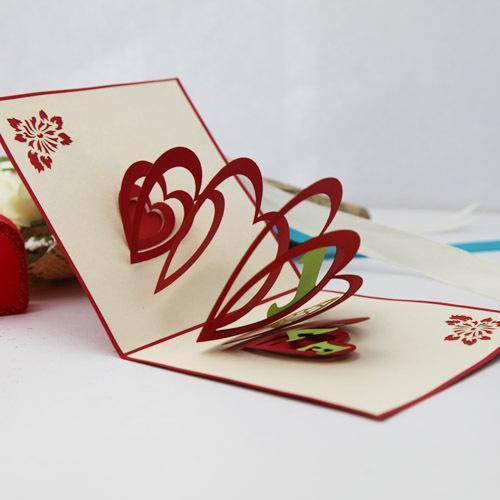 Paper greeting card at rs 20 piece greeting card jaishree cards paper greeting card m4hsunfo
