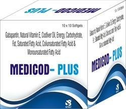 Medicod Plus Softgel Capsule