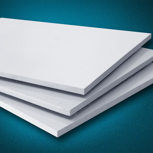 Shayona Pvc Ply White Plastic Sheets Size Inch X Inch