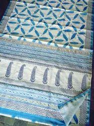 Chanderi Silk Cotton Saree