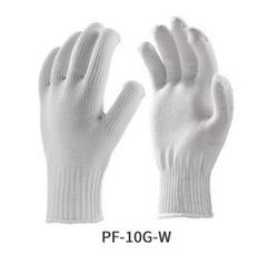 White Knitted Hand Gloves Premium Quality