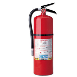 ABC Type Fire Extinguisher, Capacity: 4 kg