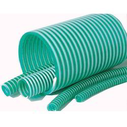 Green PVC Section Hose Pipe