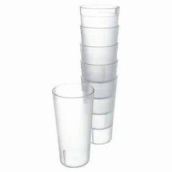 Enrich Transparent Unbreakable Glass, Size: 330 mlL