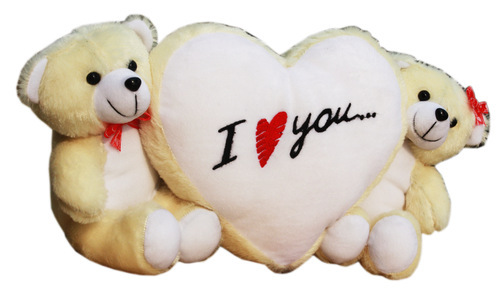 I love you teddies cream teddy bear at rs 685 pieces teddy i love you teddies cream teddy bear voltagebd Gallery