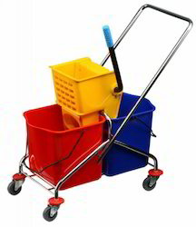 Mopping Wringer Trolley