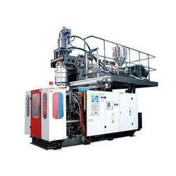 Die Head Extrusion Blow Molding Machine