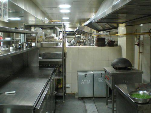 Ss 304 Annapurna Commercial Kitchen Equipment Annapurna