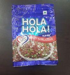 5/- Hola Hola Zipper Mouth Freshener Flax Seeds