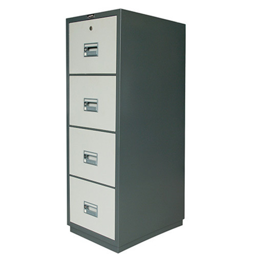 4 Drawer Fire Ant Filing Cabinet
