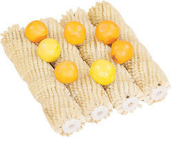 Fruit Polishing Roller Brush