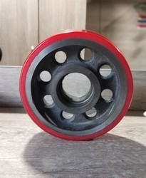 PU Coated Wheel
