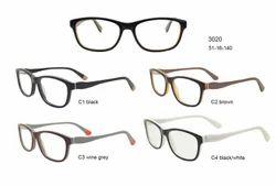 3020 Acetate Designer Eyewear