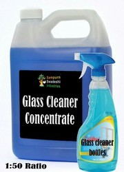 Sampurn Swadeshi Industries Glass Cleaner Concentrate, Packaging Type: Can