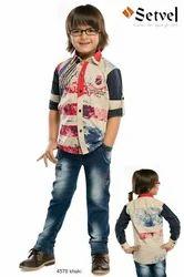 Designed Full Suit for Kids