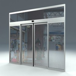 Automatic Sliding Door Entrance System & Automatic Sliding Door Entrance System - World Wide Door Automation ...