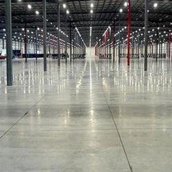 Jointless Concrete Flooring