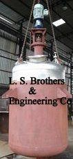 SS and CS Jacket Reactor