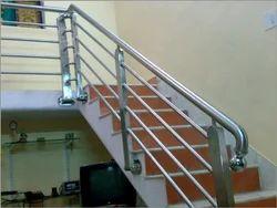 Stainless Steel 4 Midrail Model Handrail